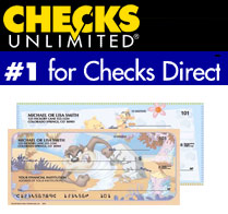 View all of the personal check designs available on Designer Checks. Make sure you see them all before you select a personal check design for your order.