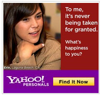 Yahoo personals review